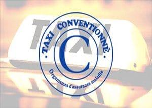 taxi conventionné CPAM organisme d'assurance maladie